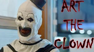 What Is Art The Clown & Where Does He Come From! *SPOILERS* (Theory)