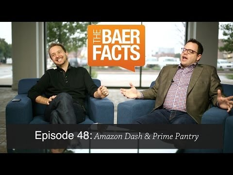 Jay Baer Discusses Amazon Dash & Prime Pantry