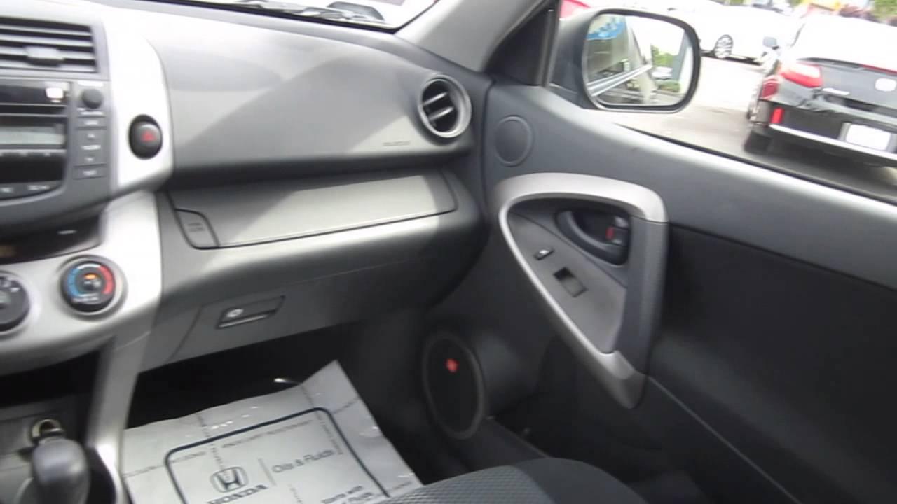 2007 Toyota Rav4 Interior