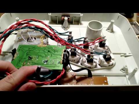 Repeat Qanba Q1 Mod - pushbuttons and Joystick by Beau