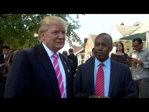 Download Youtube: Trump taps Ben Carson for HUD secretary