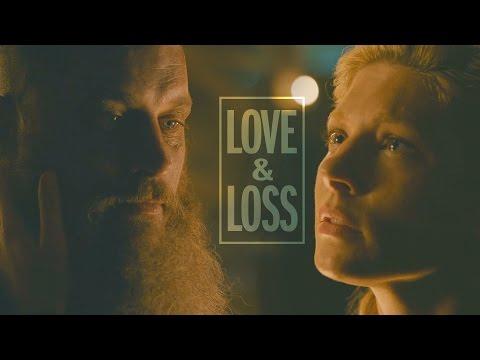 (Vikings) Ragnar & Lagertha || Love & Loss