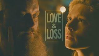 Vikings Ragnar Lagertha Love Loss