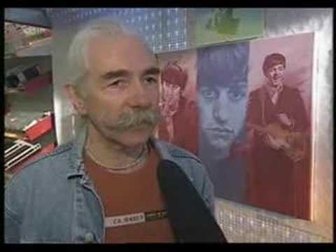 "Unforgettable George Harrison ""Interview Klaus Voormann"""