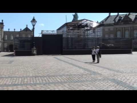 Copenhagen - Amalienborg Palace