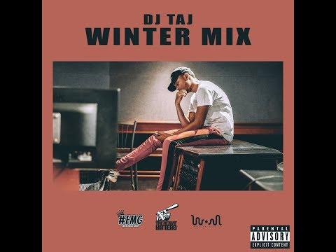 DJ TAJ JERSEY CLUB WINTER MIX