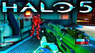 HALO 5 GAMEPLAY | Fathom Gameplay | NEW Arena Map