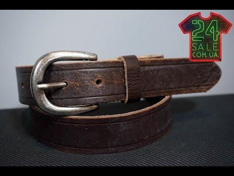 Unboxing Original belt Bill Adler Roller, Brown