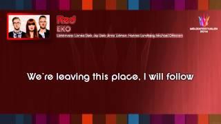 """EKO - """"Red"""""""