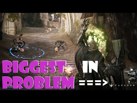 The Biggest Problem In Paragon Right Now (Commentary and Diamond Gameplay)  