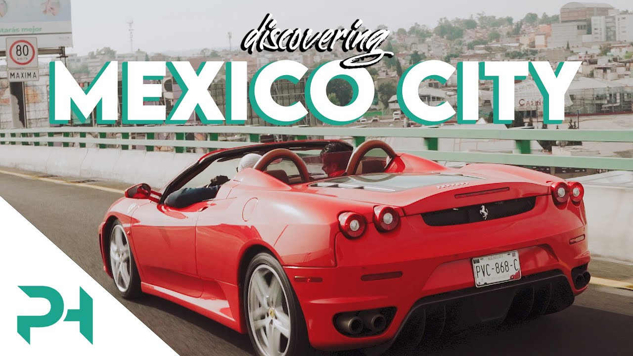 Mexico City Travel Guide 4k - The Side They Don't Show You!