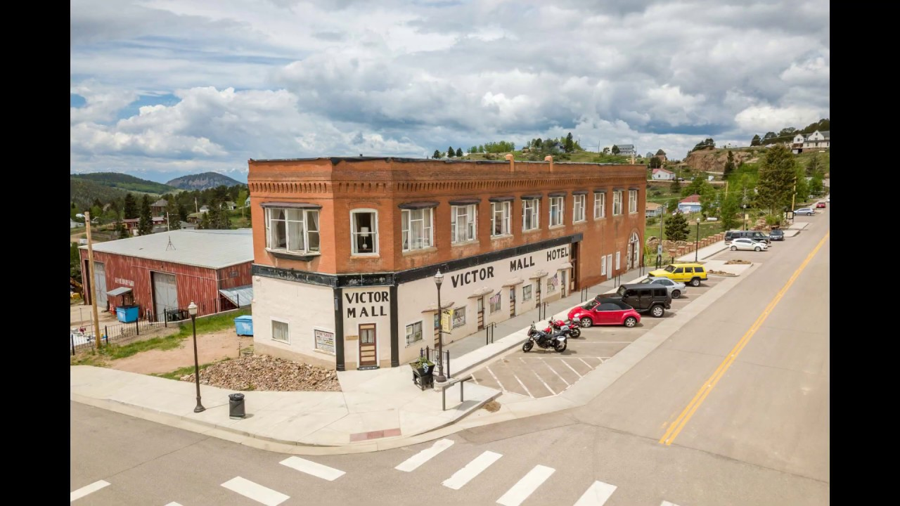 For Sale - Commercial Building 6216sqft - Victor, CO