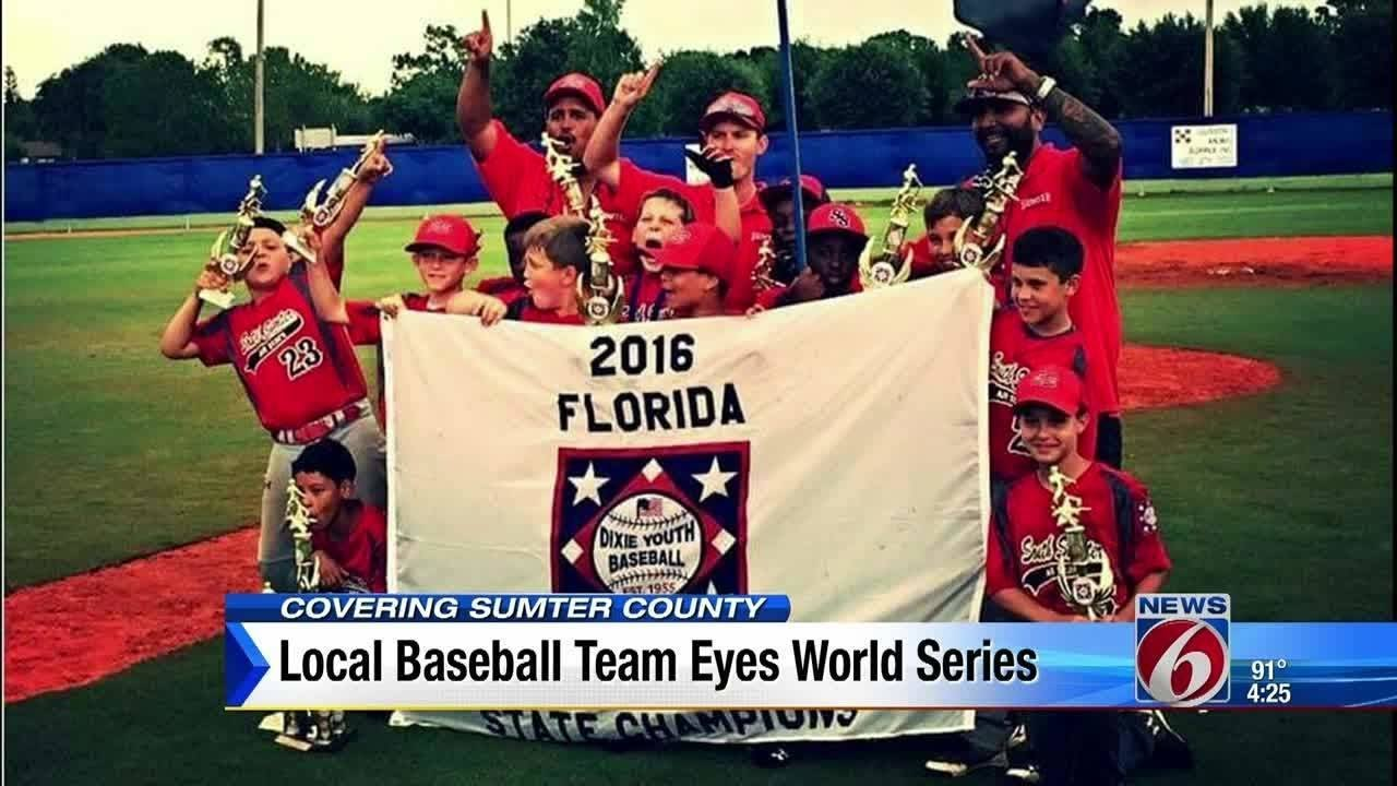 Local baseball teams eyes Dixie Youth World Series in Laurel, Mississippi