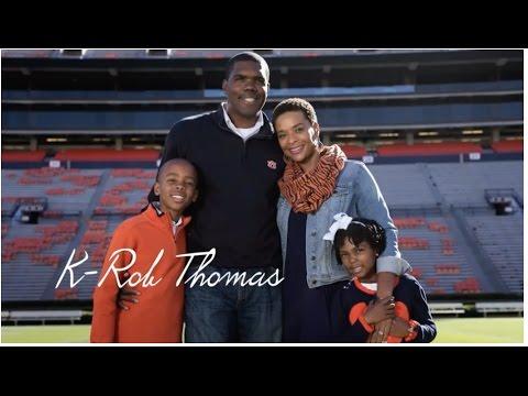 K Rob Thomas - Auburn University Young Alumni Achievement Award Recipient
