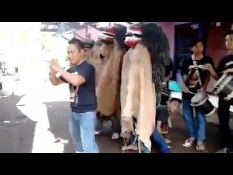 seni reak simpay wargi ciluluk kidul Tanjungsari