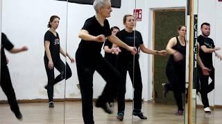 Talleres de claqué en Valencia con Xavier Estrela 2017