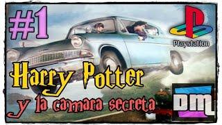 Harry Potter y la cámara secreta | Guía | Español | PlayStation 1 | Parte 1