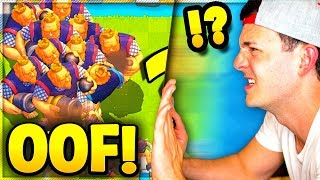 WE DON'T WANT THIS UPDATE in Clash Royale!
