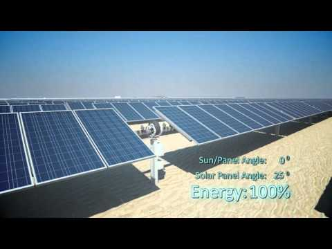 World's 1st Large-Scale Solar Powered Desalination Plant - A