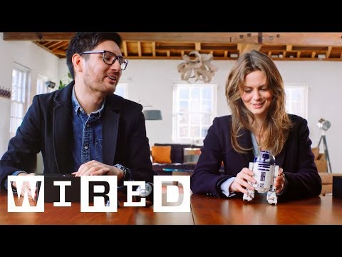 WIRED Race with Star Wars™ Sphero Droids | WIRED x John Lewis