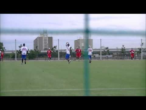 WUGC2012 Japan vs Columbia (Open)