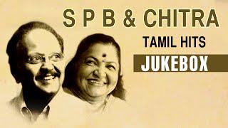SPB & Chitra Tamil Hits Songs Jukebox || SPB, Chitra Songs  || Tamil Songs
