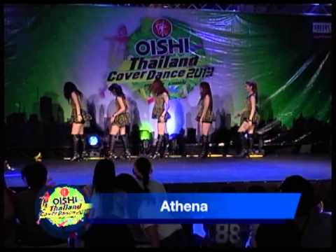 Oishi Cover Dance 2013_26 : Athena