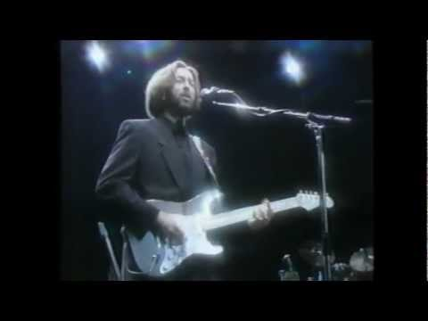 "Eric Clapton 1990 ""pretending"" Live at The Royal Albert Hall"