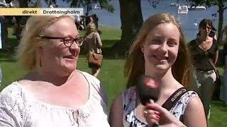 Finska turister fick sitt livs överraskning - Nyhetsmorgon (TV4)