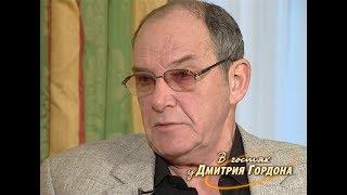 Виторган: Гончаров голос только на Джигарханяна, Гундареву и на меня не повышал