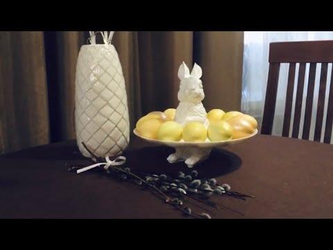Подставка для пасхальных яиц. Поделки переделки из ...