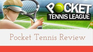 Pocket Tennis League : Android GamePlay review