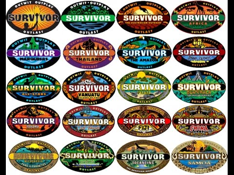 Survivor Season Rankings - The Survivor Specialists