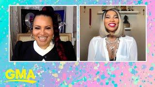 Salt-N-Pepa talk about new Lifetime biopic