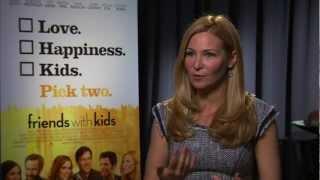"""Renee Interviews Jennifer Westfeldt For The Film """"Friends With Kids"""""""