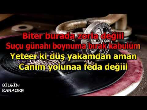 Merve Özbey - Vuracak (Karaoke) Türkçe