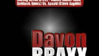 Bootleg Davon Braxx - Human Animal (John Dahlback Remix) Vs. Aaaah! (Steve Angello)