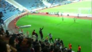 Karanlık Kuruldu Geceye - Ve ardından gol gelir - Kasımpaşa-Beşiktaş 26.10.12