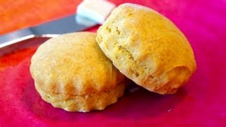 How To Make Sweet Potato Biscuits - Thanksgiving Recipes For Kids - Weelicious