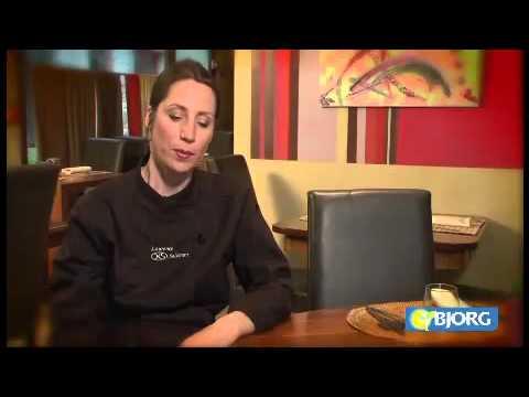 Laurence Salomon nous explique la Bio-Nutrition Bjorg
