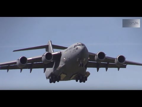 Arrival day - Luchtmachtdagen 2016 - Leeuwarden Air Base - 09/06/2016