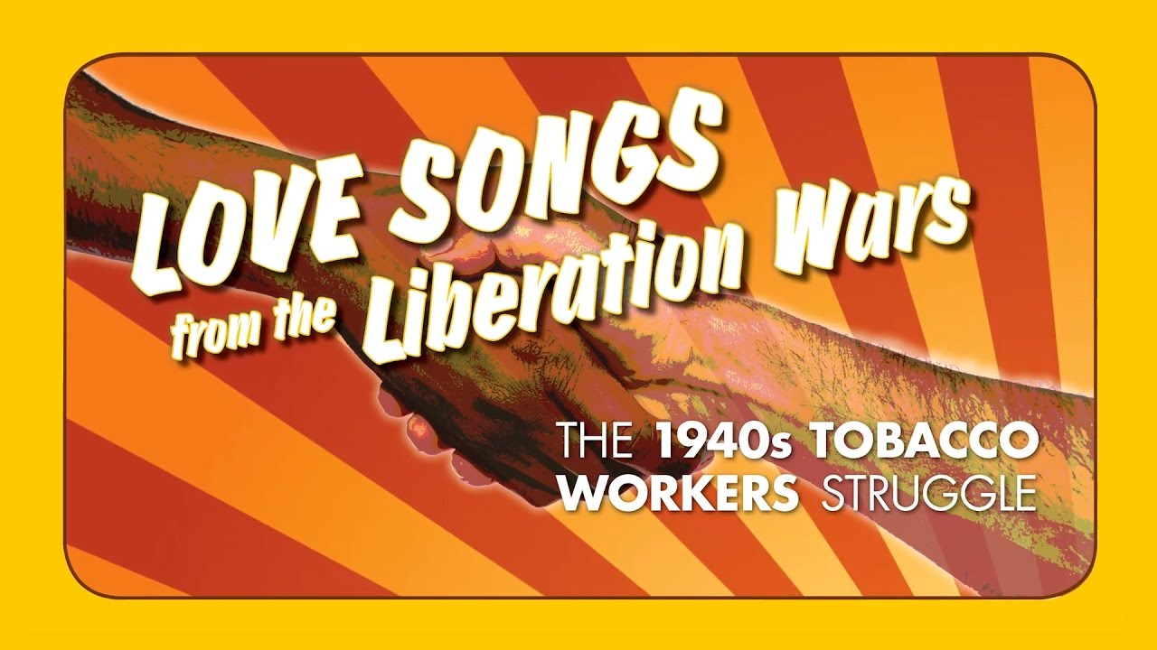 Love Songs from the Liberation Wars