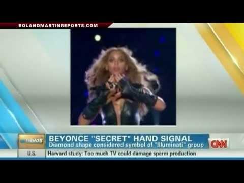 STARTING POINT: Beyonce's Secret Hand Signal Considered Symbol Of The Illuminati?