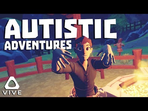 AUTISTIC ADVENTURES • A TOWNSHIP TALE VR - HTC VIVE GAMEPLAY
