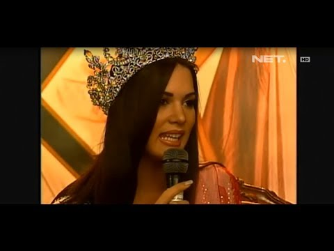 Entertainment News - Miss Universe 2004 meninggal dunia