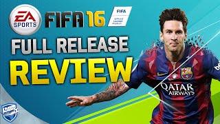 FIFA 16 FULL GAME REVIEW / GAMEPLAY / IMPROVEMENTS / SHOOTING / PASSING / DEFENDING / FUT & H2H