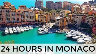🇮🇩 24 Hours in Monaco, The Richest Country in the World? | 5 Things To Do in Monaco 🇮🇩
