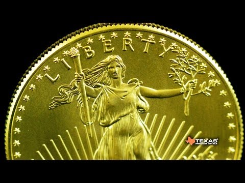American Gold Eagle Coin - Texas Precious Metals