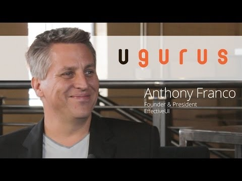 EffectiveUI President Anthony Franco Interview About Sales, Marketing, & Growth | uGurus