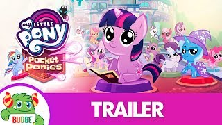 My Little Pony Pocket Ponies | Budge Studios | Available on iOS